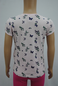Wholesale Girls Tops & T-Shirts - Wholesale Ex Chainstore Girls Butterfly Print T-Shirt Top - Girls Wholesale Clothing